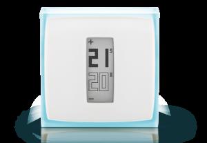 Netatmo termostaatti lämpöpumpulle ja kondenssikattilalle