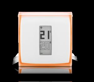 Netatmo termostaatti Atlantic lämmitysjärjestelmille Kimeo öljykondenssikattila etäohjaus