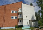 Kondenssikaasukattila, kerrostalo, Laajakoski, Kotka