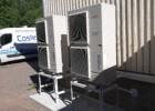 Hybridilämmitys öljykattilalla ja ilmavesilämpöpumpulla